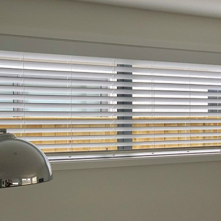 Betta Blinds Truewood Venetian Blinds 'White'