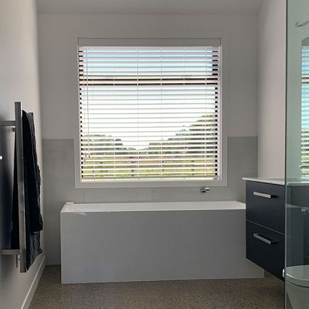 Betta Blinds Woodefex Venetian Blinds 'White'